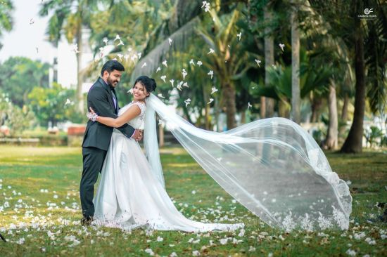 Christian Wedding photography in Kerala