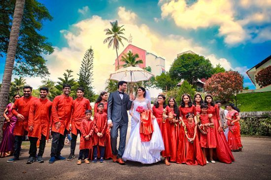 Christian Wedding Videography photography in Kerala