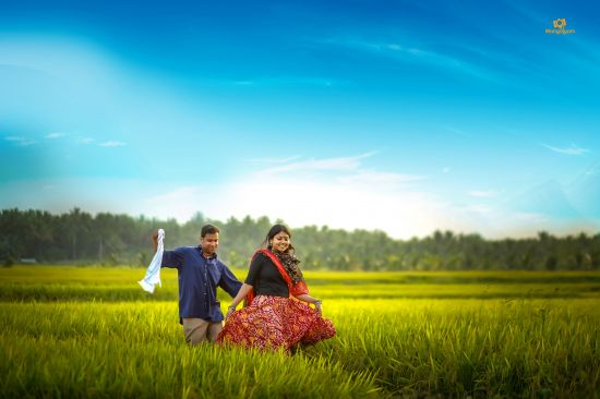Cinematic Wedding photography in Kerala