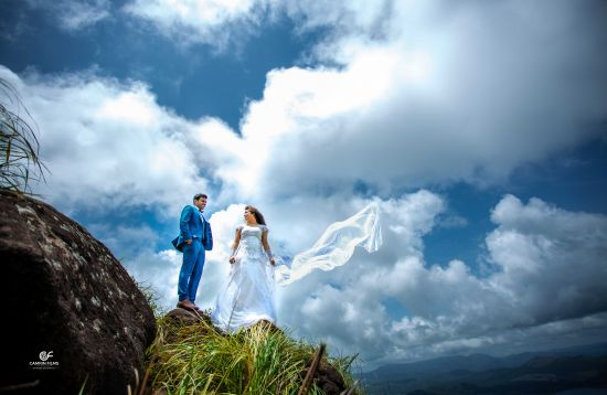 Destination Wedding photography in Kerala