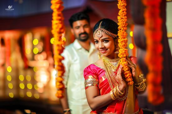 Hindu Wedding photography in Kerala