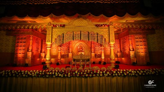 Mandap Ceremony photography in Kerala