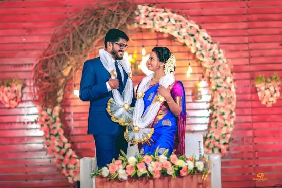 Marriage Reception Videography photography in Kerala