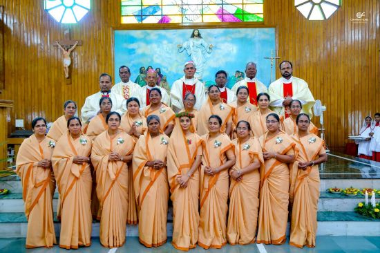 Ordination photography in Kerala