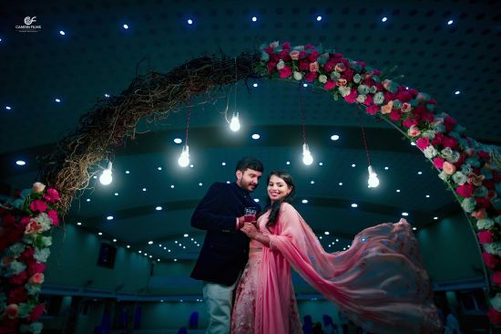 Reception Photography photography in Kerala