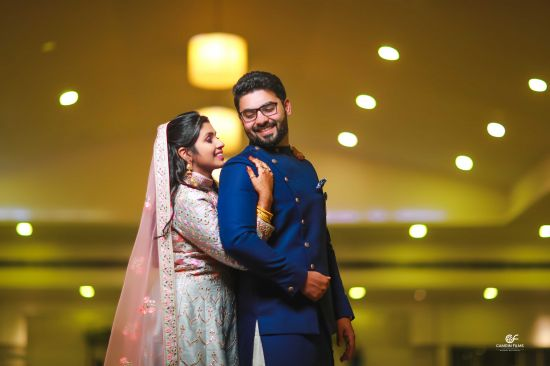 Reception photography in Kerala