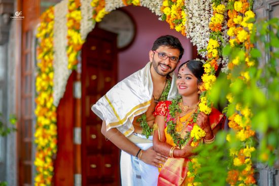 Traditional Marriage photography in Kerala